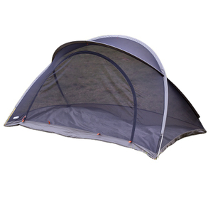 Outdoor Camping Trip Hochwertiges automatisches Pop-up-Design Doppel-Aluminium-Mastzelt