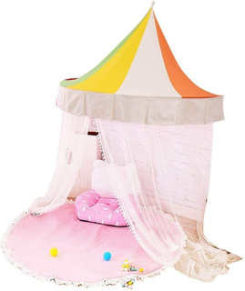 Beliebte New Game House Moskitonetz Schlafzimmer Quick Fold Game Play Zelt