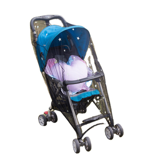 Soft Friendly To Babies Anti-Insekten-Sterne Babywagen Kinderwagen Tragbare Moskitonetze
